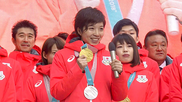 Nagano to PyeongChang ~信州アスリート メダルへの軌跡~(3月24日 土曜 午後3時)