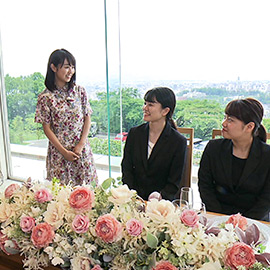 伊倉愛美のブライダルTV(6月30日 土曜 午後2時30分)