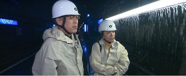 破砕帯|三船美佳・田中要次「絶景!信州トロバス旅」