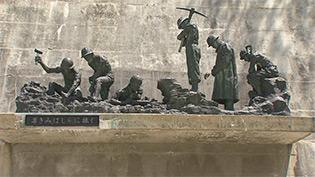 黒部ダム|三船美佳・田中要次「絶景!信州トロバス旅」