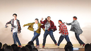 清泉杯ダンスバトル2018(10月27日 土曜 午後2時)