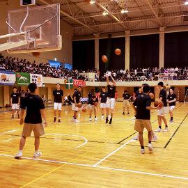 頂点目指して! ~第64回長野県高校総体バスケットボール大会~(6月22日 土曜 午後3時)