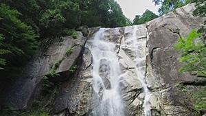 田立の滝|シリーズ信州の美 夏の涼(2019年8月17日 土曜 午後3時30分)