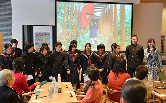 第16回ふるさとCM大賞NAGANO・大賞受賞記念イベント「佐久の鯉に、あいにコイ。」が開催されました