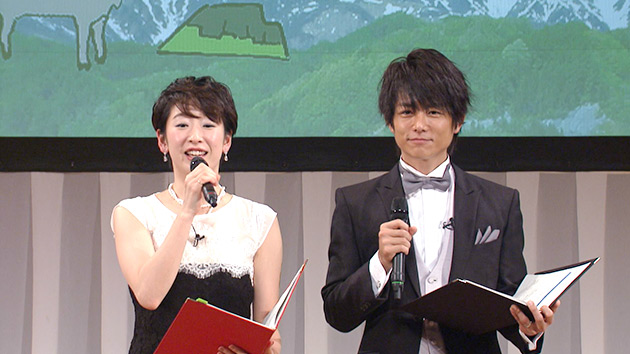 第17回 ふるさとCM大賞NAGANO(司会:杉浦太陽 / 萩原早紀子)