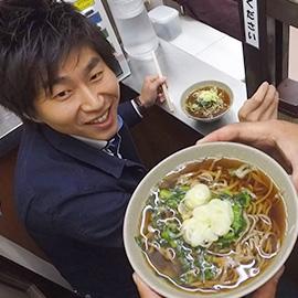 こだわりの味 信州駅そば巡り(4月9日(土)午前10時30分放送)