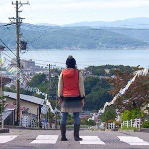 映画「バースデーカード」の町並みへ 諏訪湖を訪ねてロケ地めぐりとウラ話(11月12日土曜日 午前11時放送)