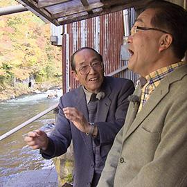 木曽の不思議な名所 崖家造り(11月26日土曜日 午前11時放送)
