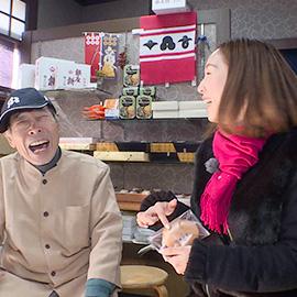 長野市 若穂をぶらり(1月7日土曜日 午前11時放送)