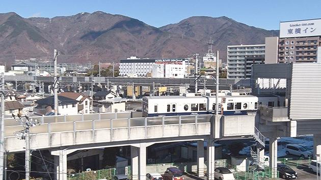上田駅 温泉口ぶらり(いいね!信州スゴヂカラ)