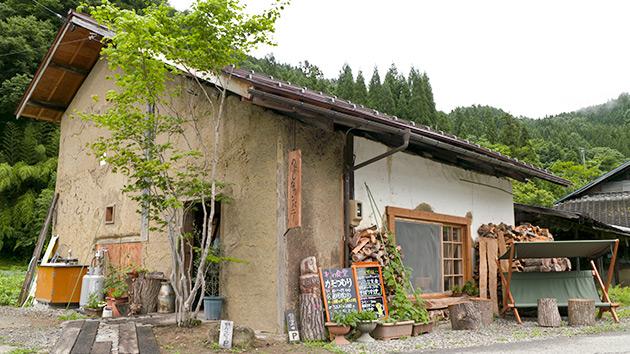 信州新町 信級 山の中に食堂ができたぞ!(いいね!信州スゴヂカラ)