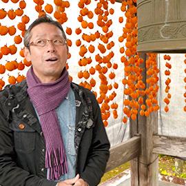 市田柿の里 高森町を訪ねる(12月2日 土曜 午前11時)