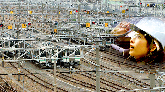 潜入!鉄道車両のお医者さん JR長野総合車両センター(いいね!信州スゴヂカラ)