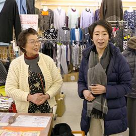 須坂ショッピングセンター 半世紀物語(3月17日 土曜 午前11時)