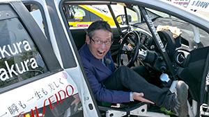 ラリーカー乗車体験|茅野市で初開催!ラリーイベントのスゴヂカラ(いいね!信州スゴヂカラ)