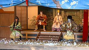 大鹿歌舞伎 春を先取り!大鹿村のスゴヂカラ