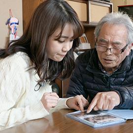 長野駅東口をぶらり(4月6日 土曜 午前10時45分)