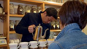 自家焙煎珈琲UNITE|信州で学ぶ おいしいコーヒー