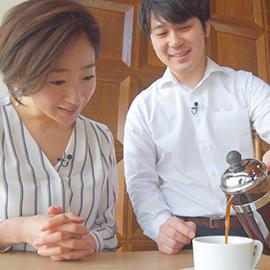 信州で学ぶ おいしいコーヒー(4月27日 土曜 午前10時45分)