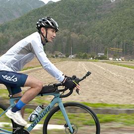 信州を自転車で走る魅力発見!(5月11日 土曜 午前10時45分)