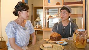 ピナティ クラフトベーカリー パン職人の厚海さん|こだわりのパン職人 信州の食パン