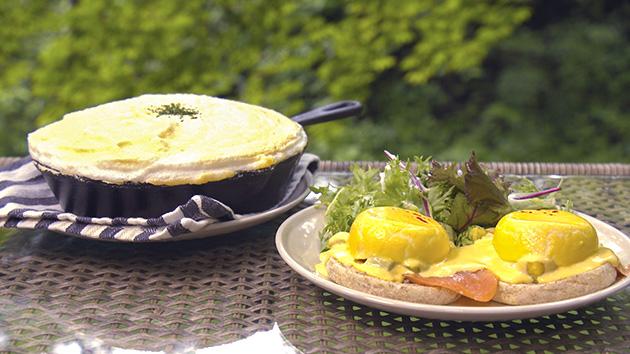 ELOISE's cafe(エロイーズカフェ)モーニング|軽井沢で朝食を ~至福のモーニング~