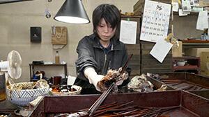 漆器工房 木曽漆器 ~伝統の世界に新しい風~