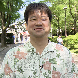 佐藤二朗(みつめて!信州生テレビ 2017 「もっと!地元ラブ」)