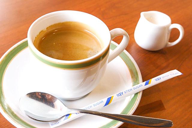 ホットコーヒー | Cafe駅前テラス
